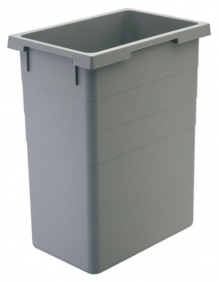 Euro-Cargo Silver Replacement Inner Waste Bin