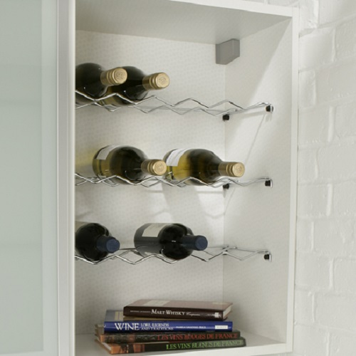 Single Shelf  Wine Rack