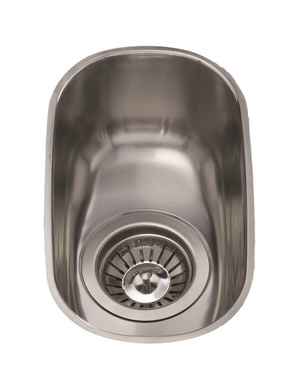 CDA Stainless Steel Kitchen Undermount Bowl Sink - KCC2