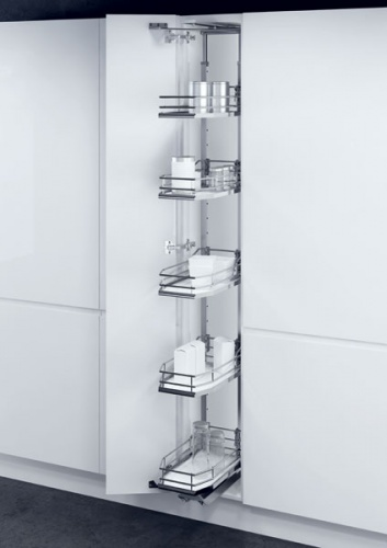 Vauth-Sagel Swing Out Larder Unit / Centre mounting / Height adjustable