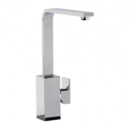 Contemporary square side single lever tap - TV9