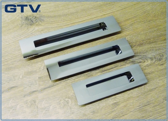 Kitchen / Bedroom Cabinet Door Handles - UZ-E6