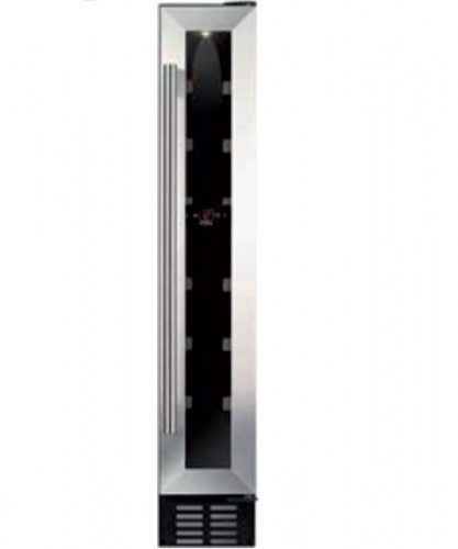 Counter Height Wine Cooler : Freestanding/under counter slimline wine cooler