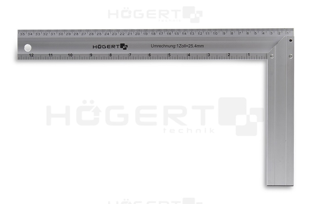 Hogert Aluminium Carpenter Square - HT4M203
