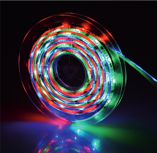 5m rgb 150 leds strip light 10mm 12v led flexible strip lighting aloadofball Gallery