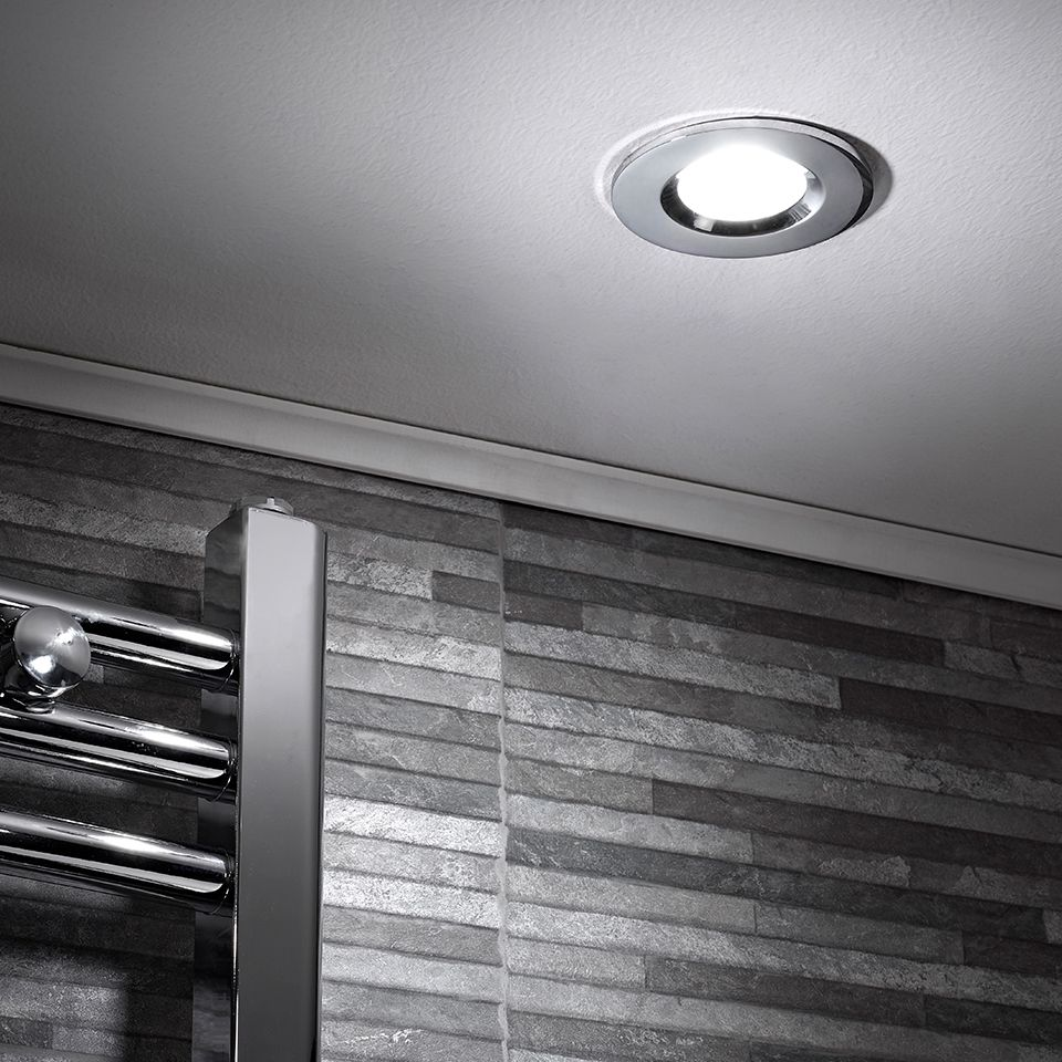 Sensio GU10-IP65 Fire & Acoustic Rated Bathroom Shower Light