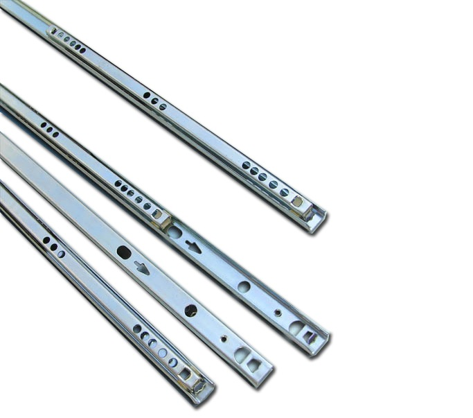 Ball Bearing Drawer Runner For Mm High