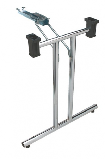 Folding Table Fitting T-frame / 720 mm High