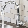 Grohe Parkfield Kitchen Single Lever Sink Tap / Mixer 1/2