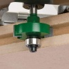 Trend Craft Pro 1/4in Shank / One-Piece Slotting Cutter / 12.7mm Diameter