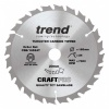 Trend Craft Pro Professional Thin Kerf Saw Blade