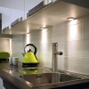 Sensio PINTO LED Under Cabinet Round Surface Lights