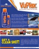 VuPlex® Plastic Cleaner / Anti-Static Polish