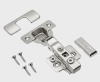 3D Soft Close 110° Kitchen / Bedroom Cabinet Door Hinge - Full Overlay
