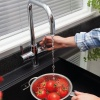 CDA Kitchen 3-in-1 Instant Hot Water Tap - TH101