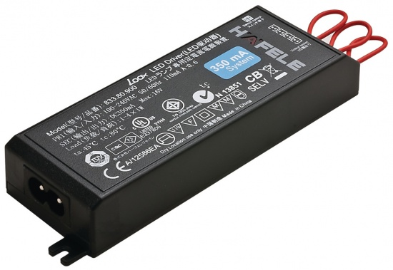 Loox LED Lights Driver 350mA / IP20