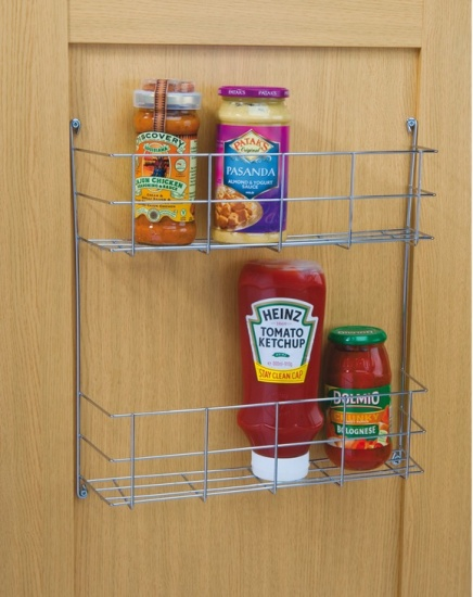Multi Purpose Rack With 1 or 2 Tiers / Linear Wire