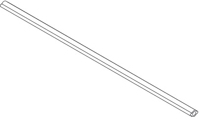 Grass Synchronisation Rod Length - 952mm