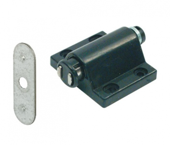 Magnetic Pressure Catch for Screw Fixing