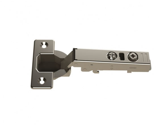 Smuso Concealed Cup Hinge 110° Integrated Soft Close Arm