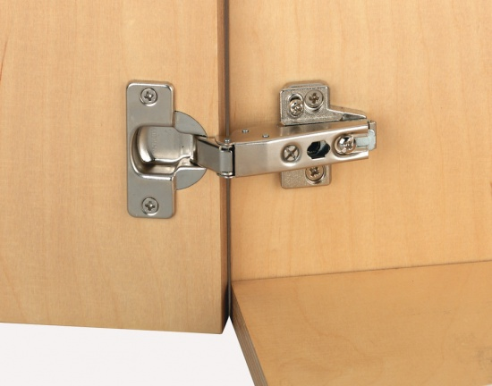 Nexis 110° Sprung Concealed Cup Hinge Full Overlay Mounting