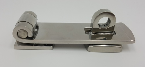 Osculati Drop-down Hasp & Staple