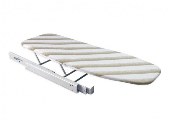 EMUCA Built-in Folding Cabinet Ironing Board