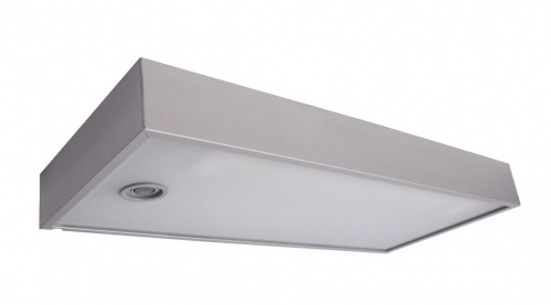 T5 Fluorescent Illuminated Box Shelf Light / 240V / Length 450-1200 mm / Rated IP20