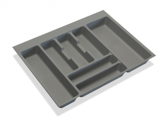 Emuca Drawer Cabinet Optima Vantage-Q 450mm Cutlery Tray