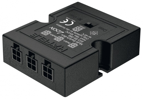 LED Multi Switch Box / Operating 1 Driver with up to 3 Switches