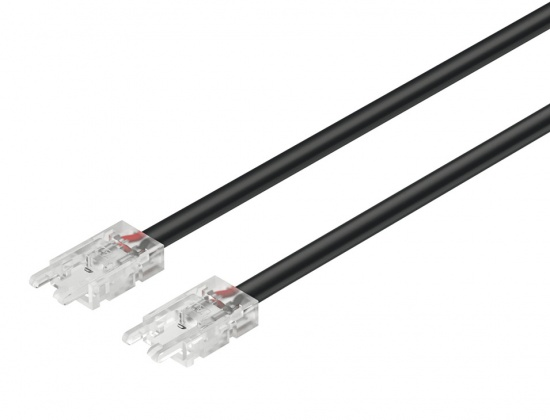 Loox LED Interconnecting Lead for 8 mm Monochromatic Strip Lights
