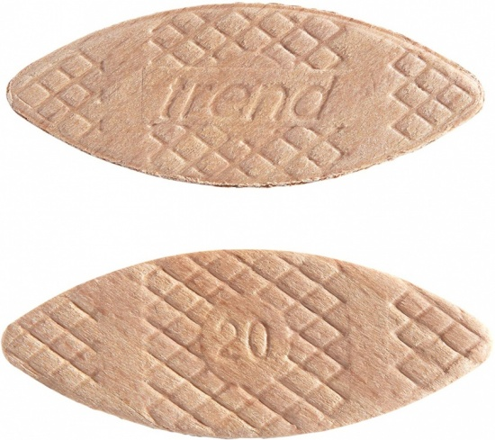 Trend No 20 Size Compressed Beech Biscuits