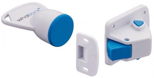 Whatlock Invisible Magnetic Lock System / Secure and Discreet