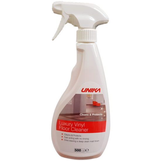 Unika Luxury Vinyl Floor Cleaner 500ml