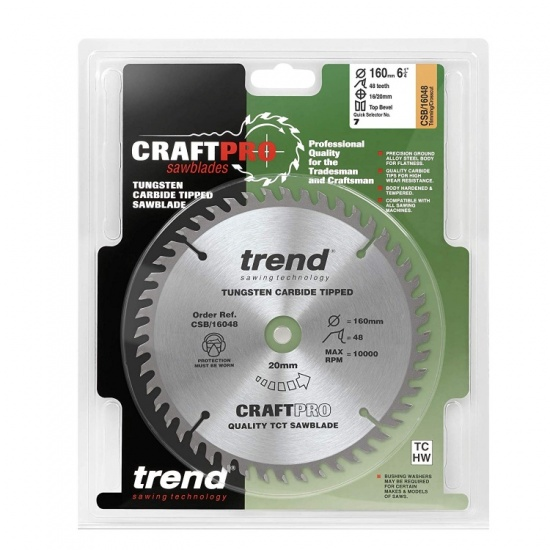 Trend Trimming Crosscut Blades