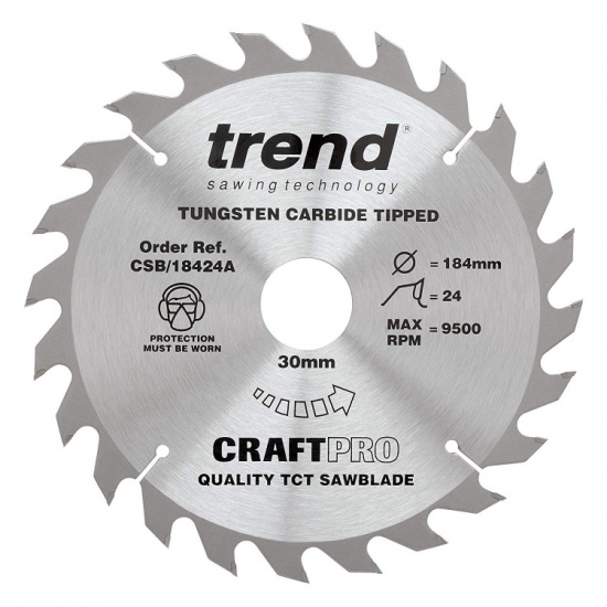Trend Craft Pro Professional General Purpose blades