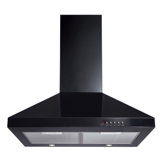 CDA Kitchen Cooker Hood Chimney Extractor ECH61/71/91/101 cm