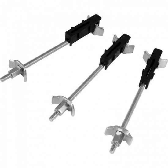 Unika EASIBOLT Worktop Connector Pack of 3