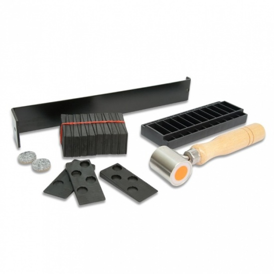 Unika LVT Click Floor Fitting Kit
