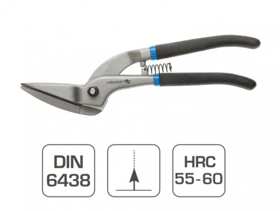 Hogert High Quality Professional 300mm Pelican / Tin Snips