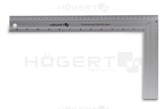 Hogert Aluminium Carpenter Square - HT4M203