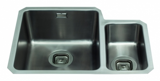 CDA Kitchen Undermount 1.5 Bowl Sink / Stainless Steel - KVC30SS