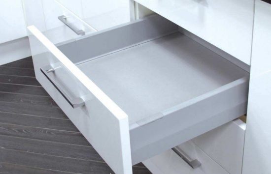 MX - Kitchen Cabinet Assembled Low Standard Drawer System