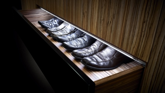 Sensio VERSO LED Drawer Light / Cool White