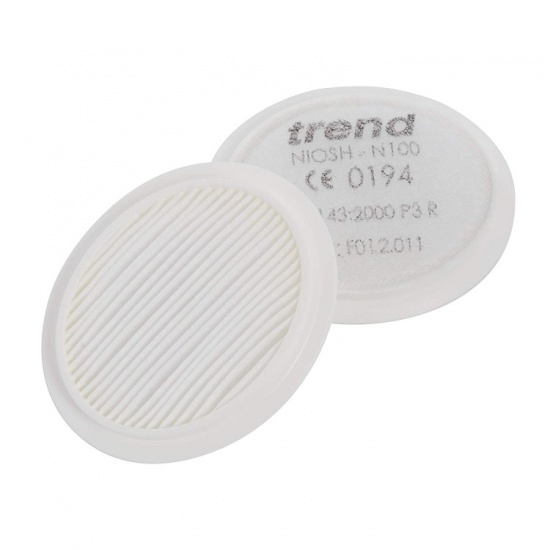 Trend Air Stealth Half Mask FILTERS