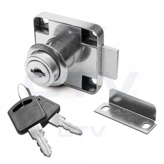 Square Door Cam Key / Locker