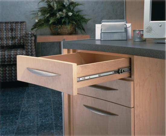 Accuride 3732 Ball Bearing  Drawer Runner Full Extension