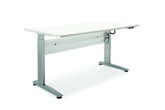 Electric Height Adjustable Desk Frame