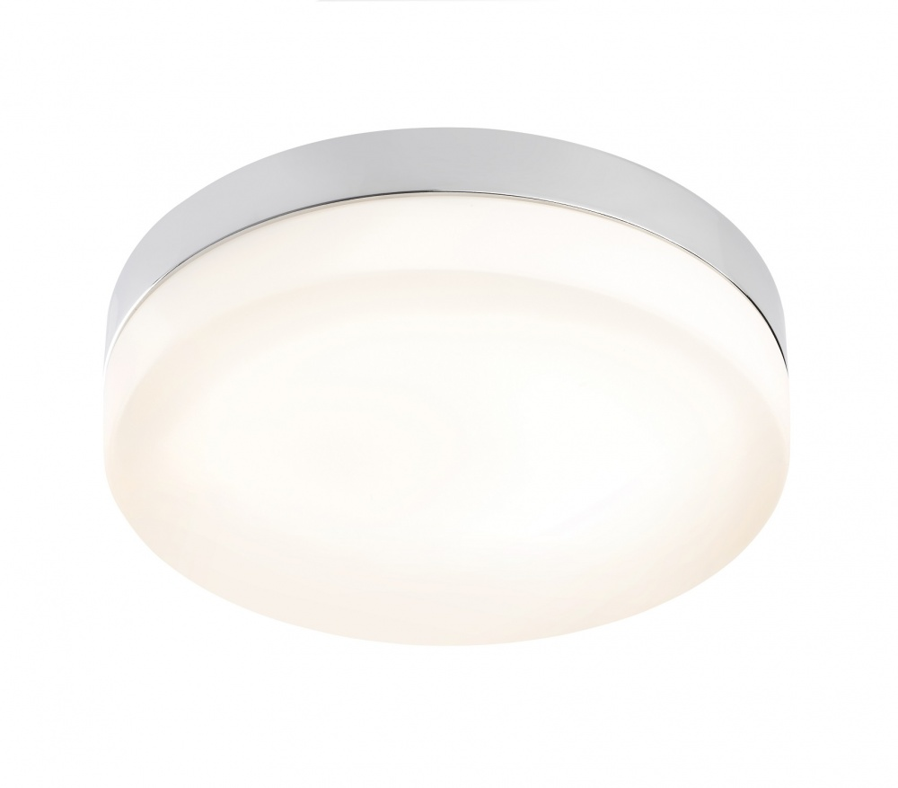 Sensio Hudson Flat Round Led Ceiling Light Se62291w0