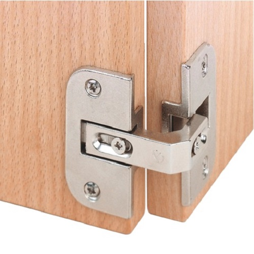 Kitchen Cabinet Pie Cut Corner Hinge 150